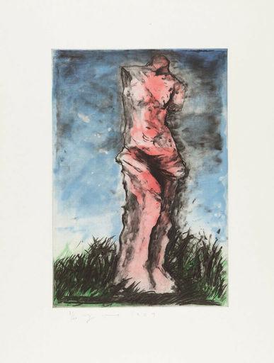 Jim DINE - Print-Multiple - Albertina Venus