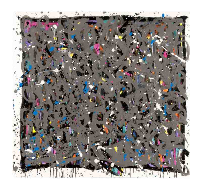 JONONE - Painting - One Night Stand