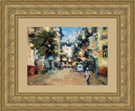 Levan URUSHADZE - Pittura - Main street