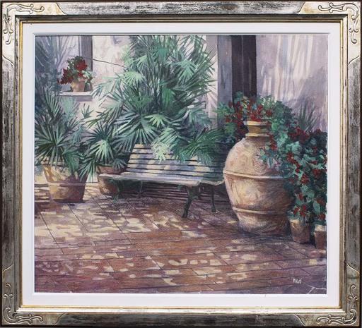 Paolo NUTI - Pintura - un ricordo d'infanzia