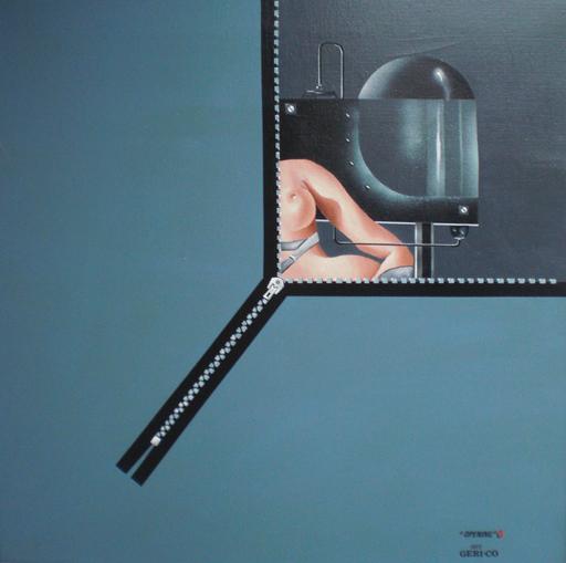 GERICO - Painting - Apertura