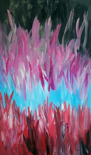 Patrick JOOSTEN - Peinture - Door to Heaven