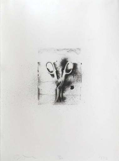 Jim DINE - Print-Multiple - Aus
