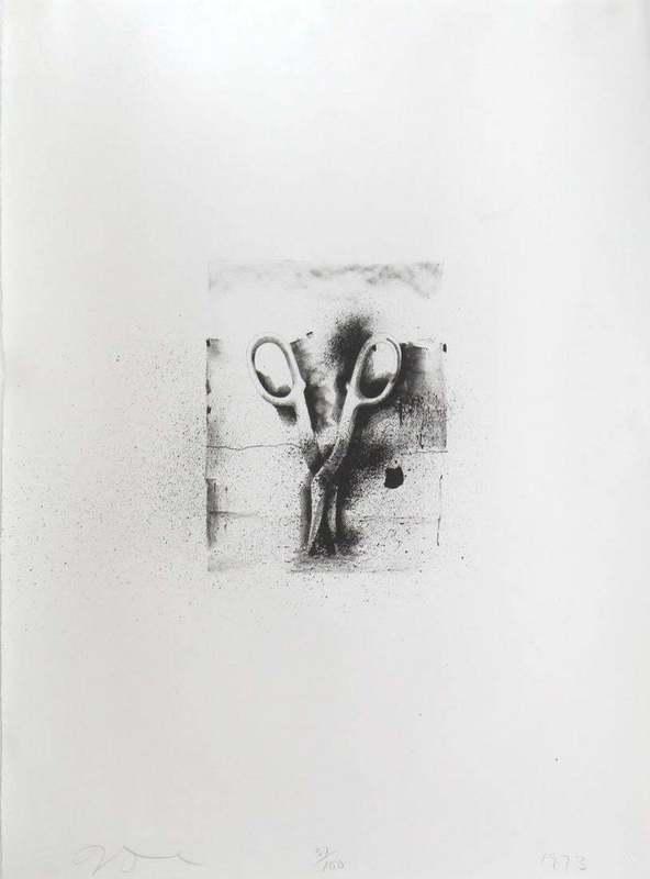 Jim DINE - Print-Multiple - Aus
