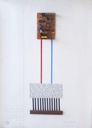 Bernard HEIDSIECK - Sculpture-Volume - Untitled