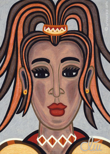 Jacqueline DITT - Peinture - Tara