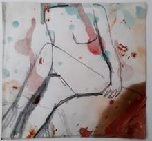 Ori REISMAN - Pintura - Nude