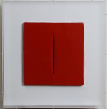 鲁西奥•芳塔纳 - 雕塑 - CONCETTO SPAZIALE
