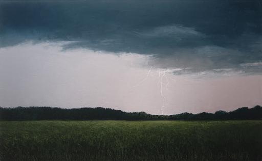 Benoît TRIMBORN - Pintura - Paysage foudré