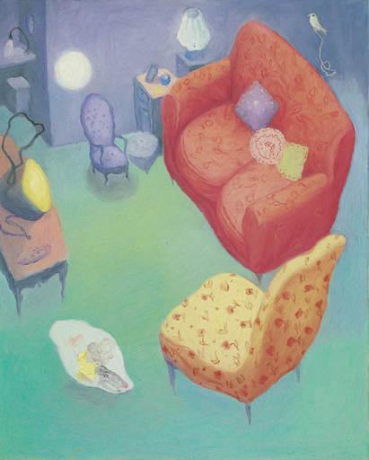 Pino DEODATO - Painting - Un giorno di festa