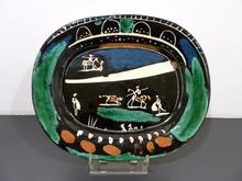 Pablo PICASSO (1881-1973) - Green corrida