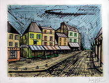 Superb Bernard Buffet 1928 1999 Auction Sales Auction Prices Home Interior And Landscaping Ferensignezvosmurscom