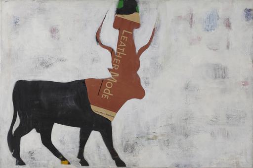 Khaled HAFEZ - Painting - The Procession IV