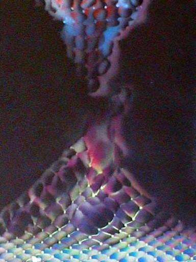 Franco COSTALONGA - Painting - Destrutturazione 1