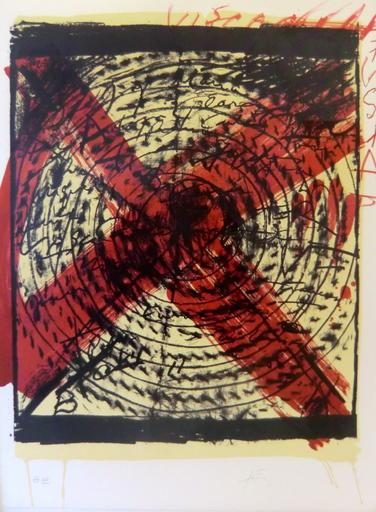 Antoni TAPIES - Print-Multiple - Diana