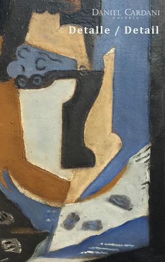 María BLANCHARD - Painting - Still-life