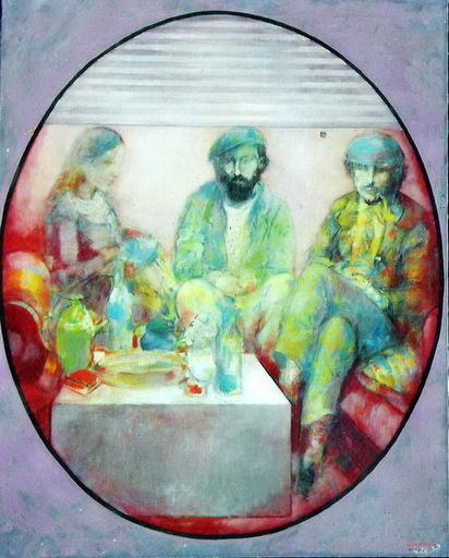 Jaime QUESADA - 绘画 - pintores