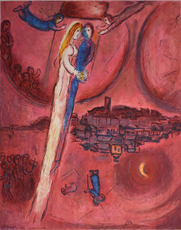 Marc CHAGALL - Print-Multiple - The Song of Songs | Le Cantique des Cantiques