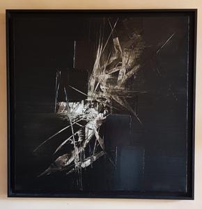 François BENOIT-LISON - Peinture - THORNY