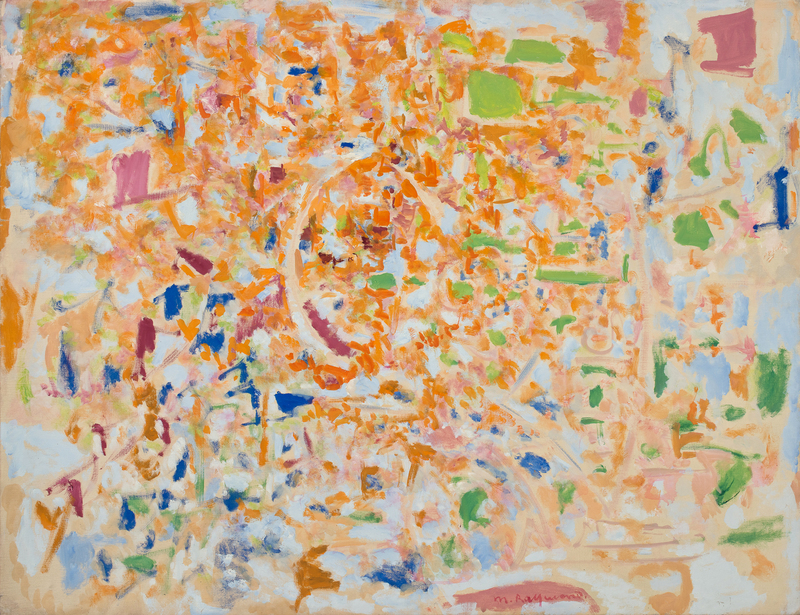 Marie RAYMOND - Pintura - Untitled