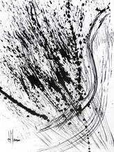 Jean-Jacques MARIE - Dessin-Aquarelle - Composition n°171