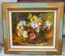 Georges JEANNIN (1841-1925) - Bouquet de fleurs