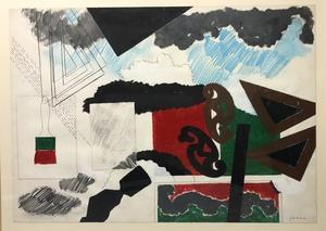 Tano FESTA - Painting - Untitled