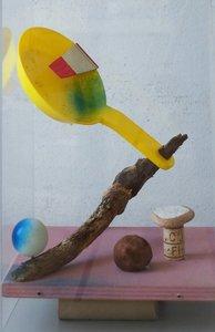 Sergio DANGELO - Sculpture-Volume - Ferita