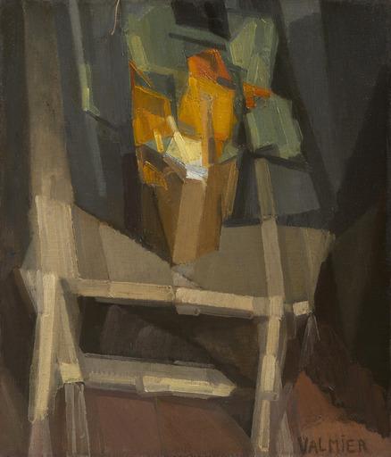 Georges VALMIER - Gemälde - Nature morte sur une table