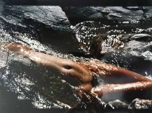 Lucien CLERGUE - Photography - Femme Nue dans l'eau