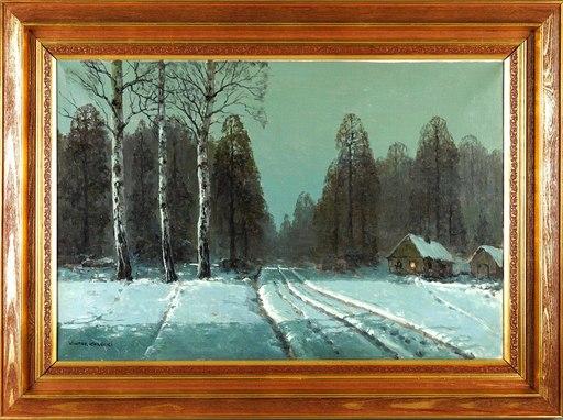 Wiktor KORECKI - Gemälde