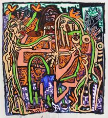 Robert COMBAS - Pintura