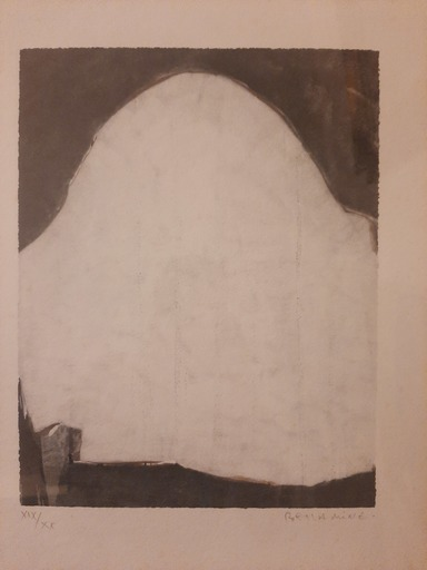 Fouad BELLAMINE - 版画 - Sans titre