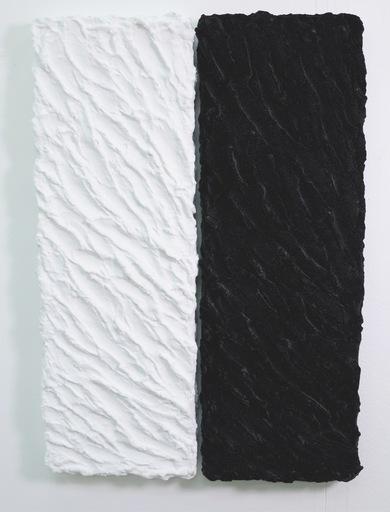 Pino PINELLI - Peinture - Pittura B.N. (2 elementi)