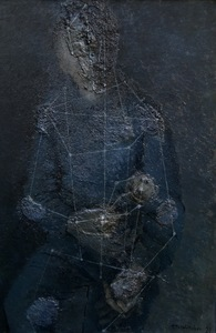 Pavel TCHELITCHEW, Abstract portrait
