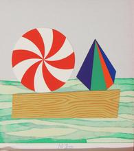 Lucio DEL PEZZO - Painting