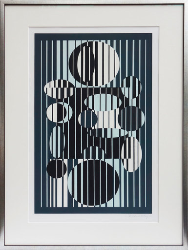 Victor VASARELY - Print-Multiple - IACA
