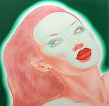 FENG Zhengjie - Painting - Chinese Portrait