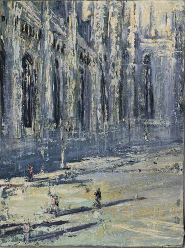 Massimo GIANNONI - Painting - Milano