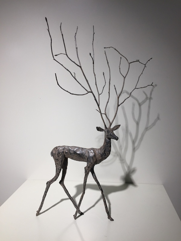 Sylvie MANGAUD - Sculpture-Volume - Forêt