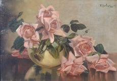 Yuliy Yulevich II KLEVER - Painting