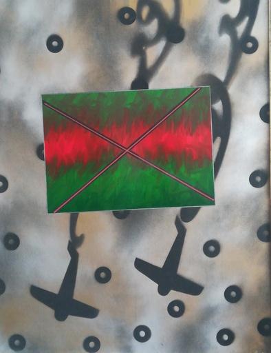 Franco ANGELI - Pittura - Senza titolo