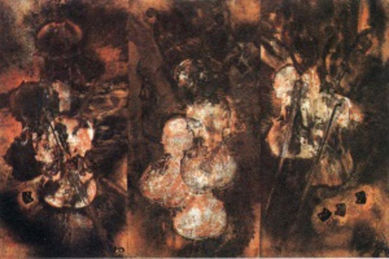 Fernandez ARMAN - Grabado - Untitled 2
