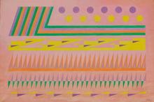Yves LALOY - Peinture - Composition