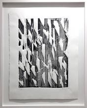 Günther UECKER - Print-Multiple - Der gemeinsame Tisch III