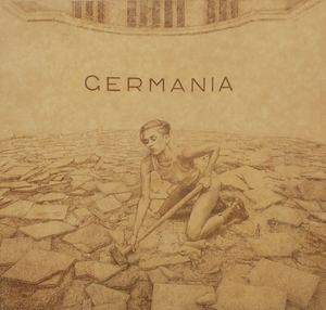 Vladimir KOLESNIKOV - Gemälde - Germania II