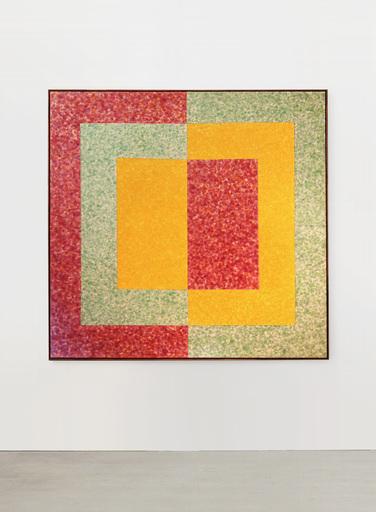 Howard MEHRING - Pintura - Double