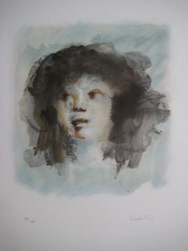 Leonor FINI - Print-Multiple - LITHOGRAPHIE SIGNÉE CRAYON NUM/150 HANDSIGNED LITHOGRAPH