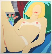 Tom WESSELMANN - Estampe-Multiple - Claire nude