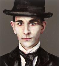 Lita CABELLUT - Painting - Franz Kafka 02, 2011